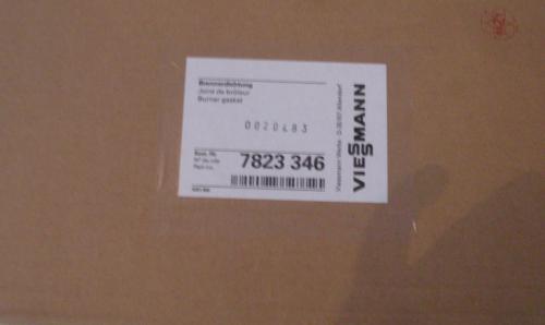 viessmann 7823346 brennerdichtung heizung ersatzteile. Black Bedroom Furniture Sets. Home Design Ideas